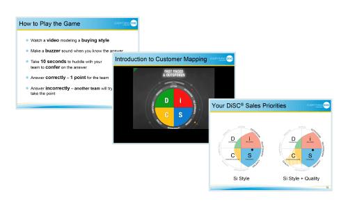 Everything DiSC Sales Workshop
