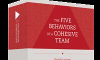 five behaviors of a cohesive team facilitation kit disc partners